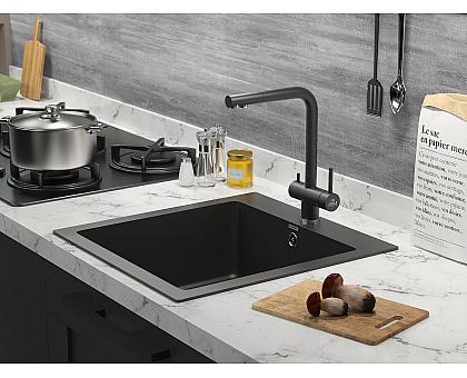 Смеситель для кухни Paulmark Skalen Sk213020-401