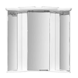 Зеркальный шкаф Альтаир 62 белый Aquaton 1A042702AR010