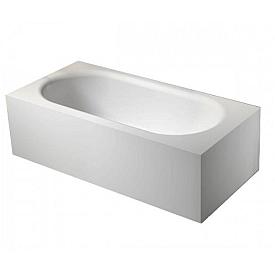 Ванна  искусственный камень белая Riho BS4000500000000