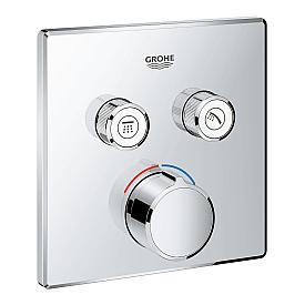 Смеситель Grohe для ванны/душа 2 кнопки управления 29148000