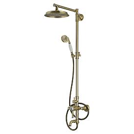 Душевая система для ванны Adiante AD-77024 BR