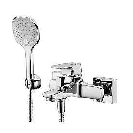2701 Смеситель для ванны с коротким изливом WasserKRAFT