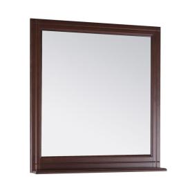 Зеркало ASB Берта-85 массив ясеня 10121-OREH Цвет орех