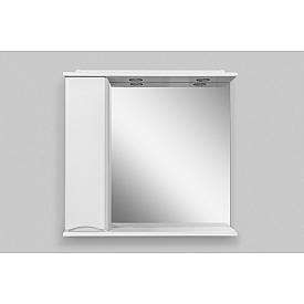 Зеркальный шкаф  современный AM.PM M80MPL0801WG