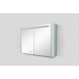 Зеркальный шкаф  с подсветкой AM.PM M30MCX1001GG