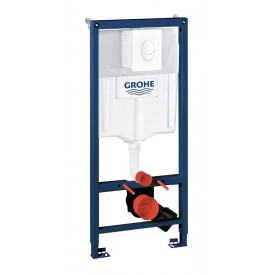 Инсталляция Grohe для подвесного унитаза 38722001