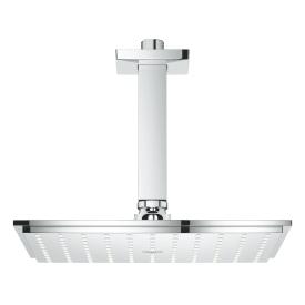 Верхний душ Groheмм с потолочным душевым кронштейном 26065000 154 мм