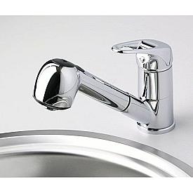 6365 Смеситель для кухни с выдвижной лейкой WasserKRAFT