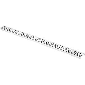 Декоративная решетка TECE drainline lines 601520