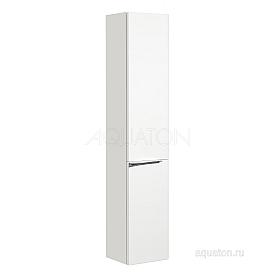 Шкаф - колонна Беверли правая белый Aquaton 1A235403BV01R