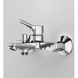Смеситель для ванны/душа AM.PM X-Joy F85B10000 112 мм