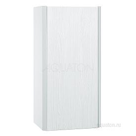 Шкафчик Брук одностворчатый дуб латте Aquaton 1A202503BCDL0