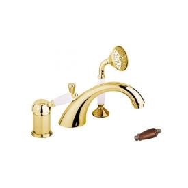 Смеситель для ванны Cezares ELITE-BVDM-03/24-Nc